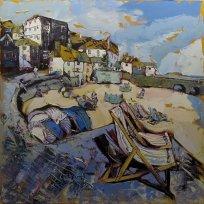 Susan Isaac - The Wharf St Ives