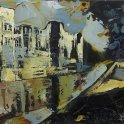 Susan Isaac - Newark Castle and the River Trent