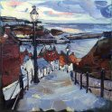Susan Isaac - The 199 Steps Whitby (2012)