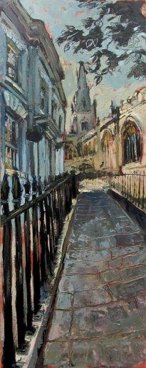 Susan Isaac - Church Walk Newark