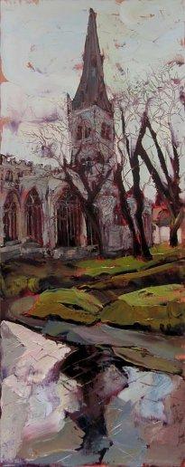 Susan Isaac - Church Gardens Newark-on-Trent