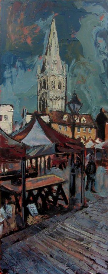 Susan Isaac - Newark Market Place