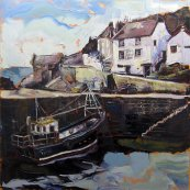 Susan Isaac - The Ship Inn at Porthleven