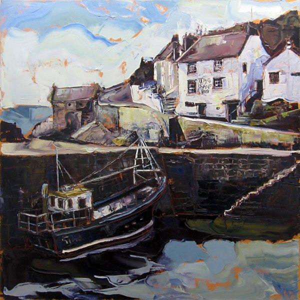 Susan Isaac - The Ship Inn at Porthleven