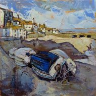 Susan Isaac - The Wharf St Ives