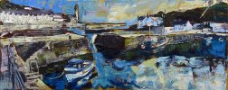 Susan Isaac - Porthleven Inner Harbour
