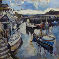 Susan Isaac - Harbour and Heritage Museum, Polperro