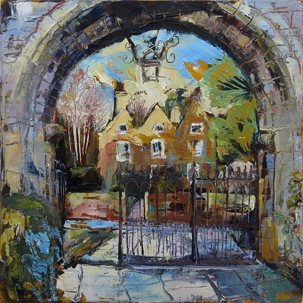Susan Isaac - Rampton Prebend, Southwell