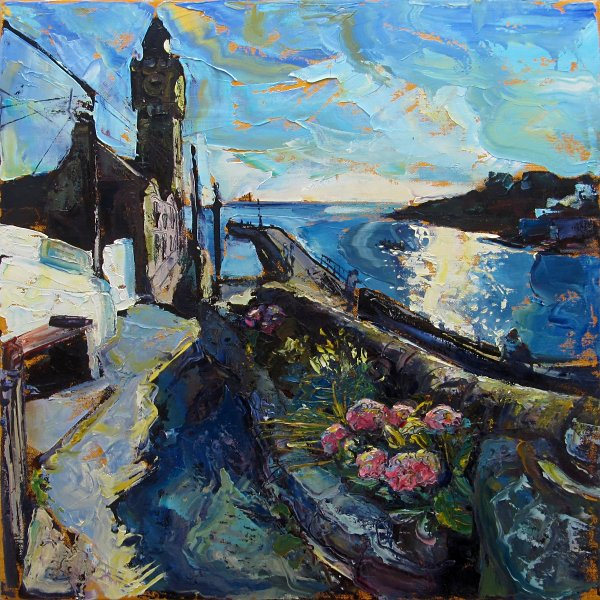 Susan Isaac - Institute and Pier Porthleven