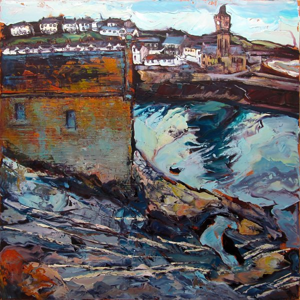 Susan Isaac - The Old Lifeboat Station Porthleven