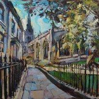 Susan Isaac - Church Walk Newark-on-Trent