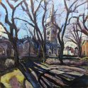 Susan Isaac - Church Gardens Newark-on-Trent