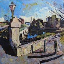 Susan Isaac - Newark Castle and Bridge
