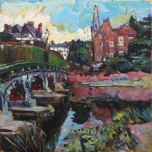 Susan Isaac - Trent Bridge Newark-on-Trent