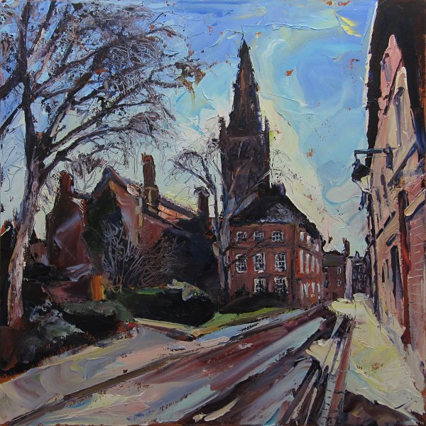 Susan Isaac - Wilson Street Newark-on-Trent