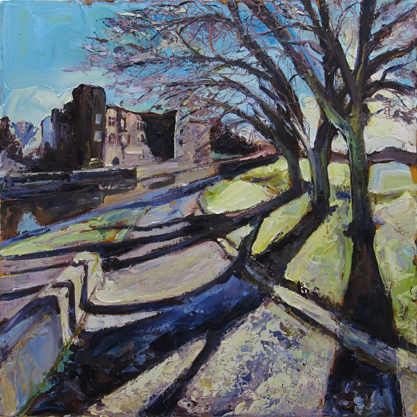 Susan Isaac - The Castle Newark-on-Trent