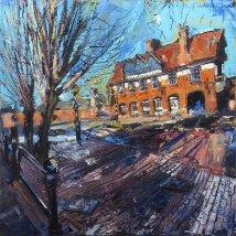 Susan Isaac - The Ossington Newark-on-Trent