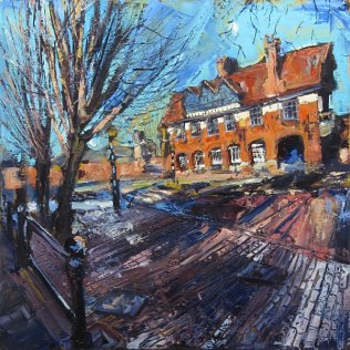 Susan Isaac - The Ossington Newark-on-Trent