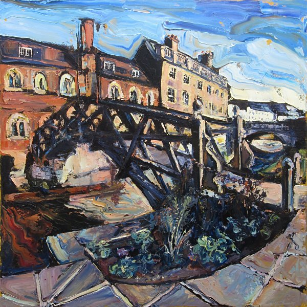 Susan Isaac - Queens College Cambridge and the Mathematical Bridge over the River Cam (2017)