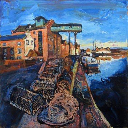 Susan Isaac - The Granary at Wells-Next-The-Sea
