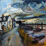 Susan Isaac - Heavy Skies Wells-next-the-Sea