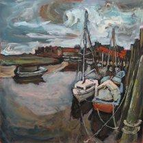 Susan Isaac - Blakeney Harbour