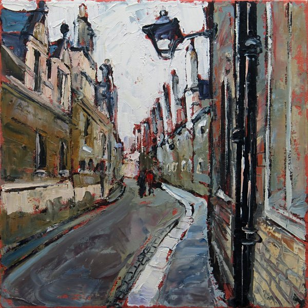 Susan Isaac - Trinity Lane Cambridge (2019)