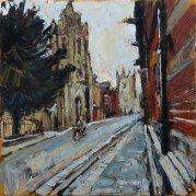 Susan Isaac - Trumpington Street Cambridge (2019)