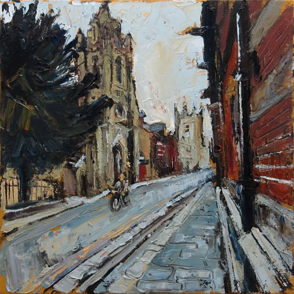 Susan Isaac - Trumpington Street Cambridge (2019)