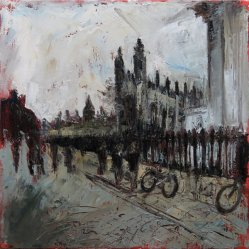 Susan Isaac - Kings College Chapel Cambridge (2019)