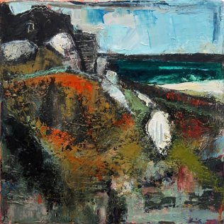 Susan Isaac - The Blockhouse on Tresco (2019)