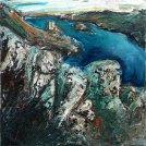 960 Susan Isaac - Cromwells Castle on Tresco (2019) Img_0229