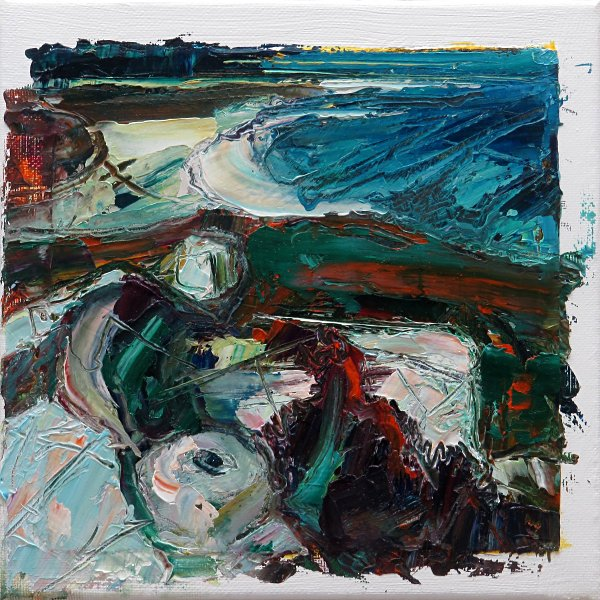 Susan Isaac - Crow Point on Tresco (2019)