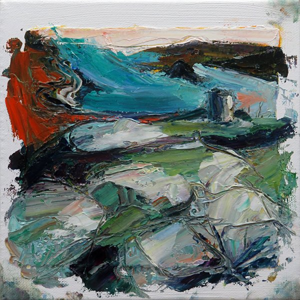 Susan Isaac - Cromwells Castle on Tresco (2019)