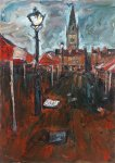 Susan Isaac - Newark-on-Trent Market Place (2018)