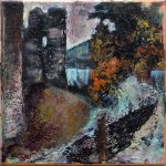 Susan Isaac - One of Three (Grosmont Castle)