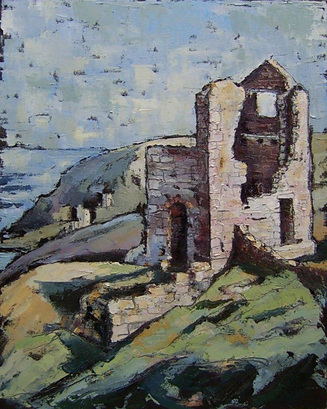 Susan Isaac - Wheal Edward Mine Botallack (2007)