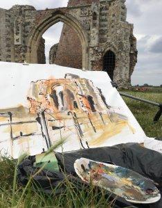 Susan Isaac - St Benets Norfolk