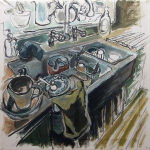 Susan Isaac - Kitchen Sink Drama (High Farm)