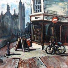 Susan Isaac - The Cambridge Chop House