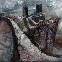 Susan Isaac - The Easy Route (Dinefwr Castle)