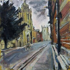 Susan Isaac - Emmanuel United Reform Church Trumpington Street Cambridge