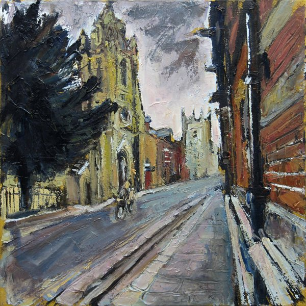 Susan Isaac - Emmanuel United Reform Church Trumpington Street Cambridge
